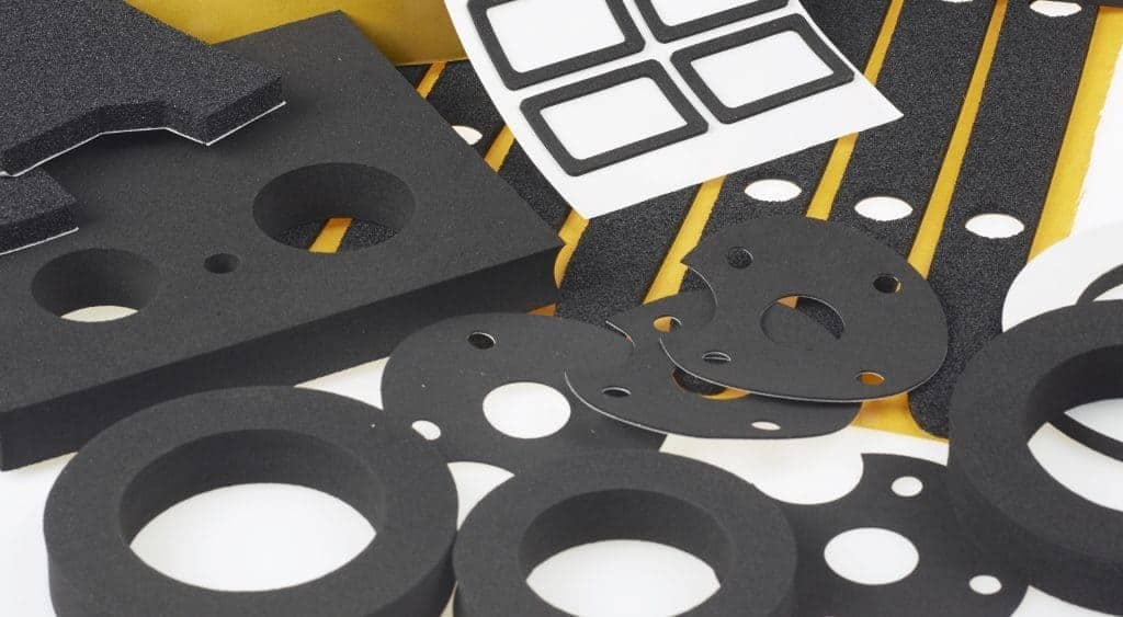 EPDM Foam Sheets, Rolls, strips, and others