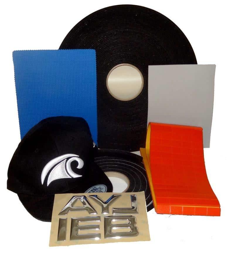 PVC Foam of varying types, sheets, rolls