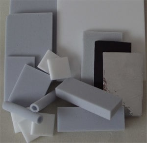 Melamine Foam Tube For Thermal Insulation And Fire