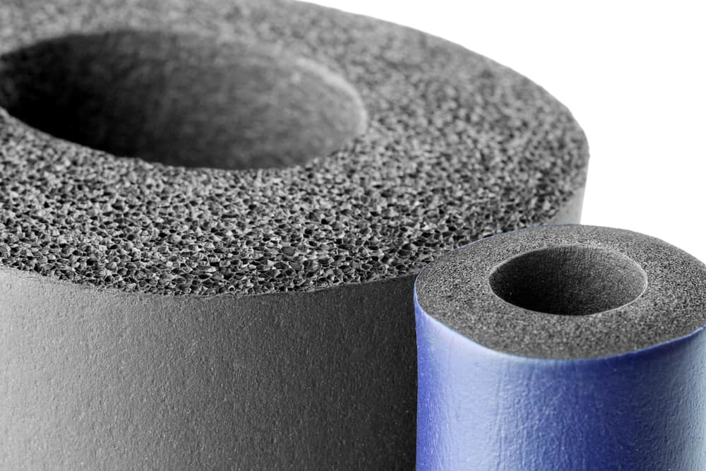 pvc nitrile foam and sponge rubber